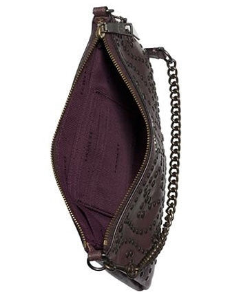 Coach Kylie Chain Crossbody in Mini Studs Leather