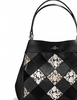 Coach Lexy Shoulder Bag in Snake Patchwork Leather