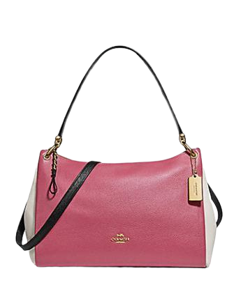 Coach Mia Shoulder Bag in Colorblock
