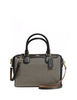 Coach Mini Bennett Satchel in Exploded Reps Print Jacquard