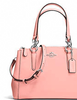 Coach Mini Christie Carryall in Crossgrain Leather