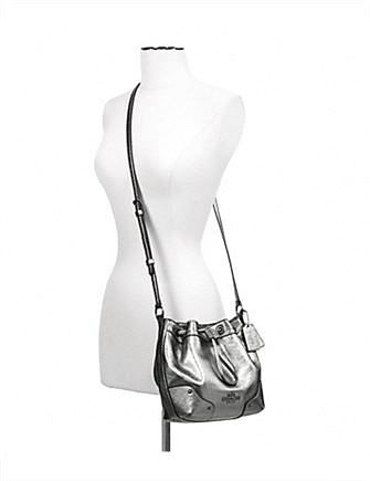 Coach Baby Mickie Drawstring Shoulder Bag