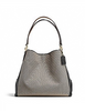 Coach Phoebe Exploded Reps Jacquard Print Shoulder Bag