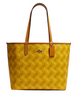 Coach Reversible City Tote in Signature Canvas With Horse and  Carriage