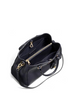 Coach Small Margot Carryall Crossgrain Satchel