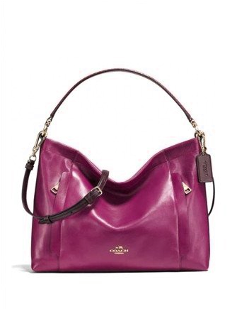 Coach Scout Colorblock Exotic Hobo