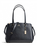 Coach Stanton Stamped Exotic Snakeskin Carryall