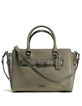 Coach Blake Carryall in Bubble Leather