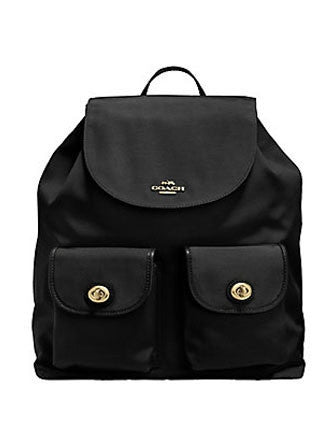 Coach Utility Nylon Backpack