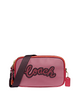 Coach Vale Nylon and Leather Crossbody Pouch