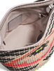 Coach Woven Leather Dreamweaver Mini Duffel Crossbody