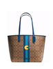 Coach X Pac-Man Signature Reversible City Tote