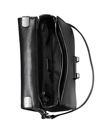 Coach Bandana Rivets Swagger Shoulder Bag in Glovetanned Leather