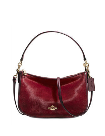 Coach Chelsea Crossbody in Haircalf
