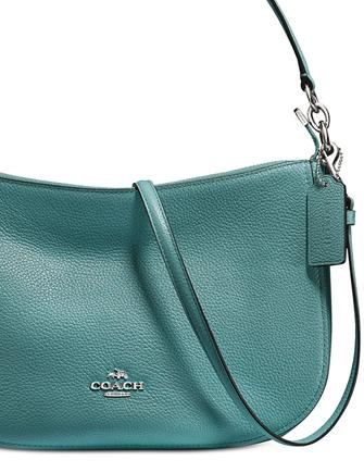 Coach Chelsea Crossbody in Pebble Leather