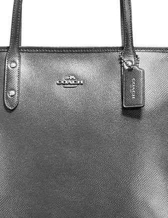 Coach City Small Zip Tote