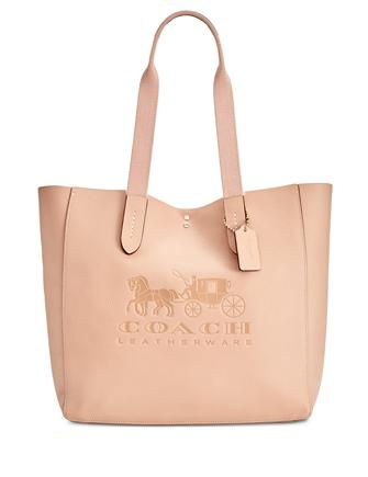 Coach Grove Signature Tote
