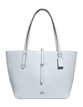 b4f746cb69 Coach Market Tote in Polished Pebble Leather