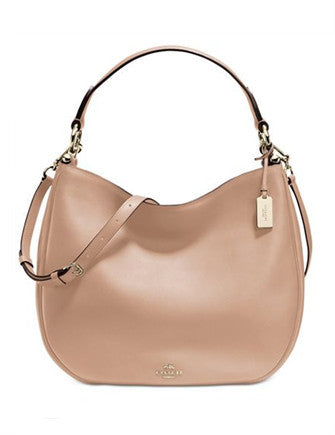 Coach Nomad Hobo in Glove Tanned Leather