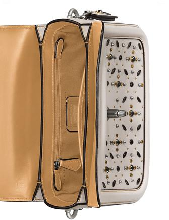 Coach Page Crossbody with Prairie Rivets