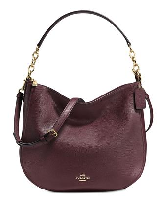 Coach Pebble Chelsea 32 Hobo