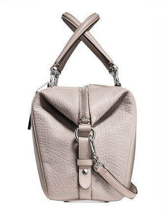 Coach Primrose Satchel in Mixed Leathers