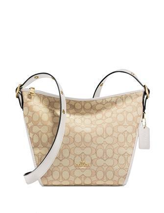 Coach Small Signature Dufflette