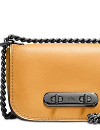 Coach Swagger Mini Shoulder Bag