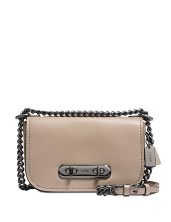 Coach Swagger Shoulder Bag 20 in Glove Tanned Leather