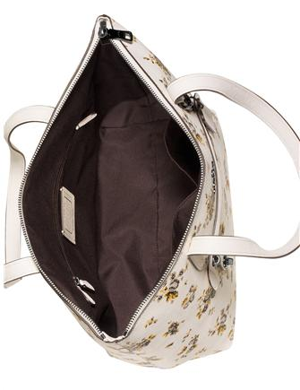 Coach Taylor Tote in Prairie Print Coated Canvas