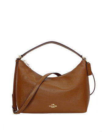 Coach Pebble Leather East West Celeste Shoulder Bag