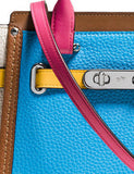 Coach Swagger 21 Carryall Satchel in Rainbow