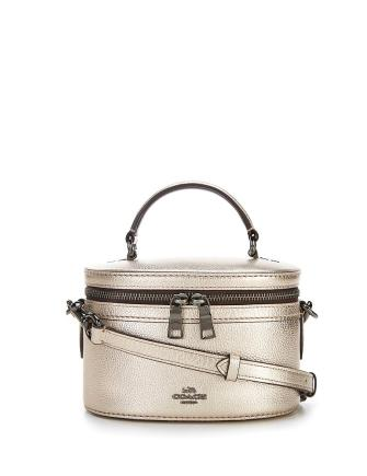 Coach Trail Bag in Smooth Leather