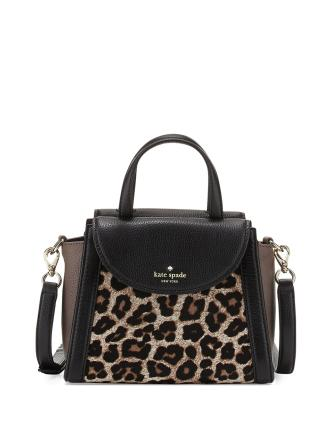 Kate Spade New York Cobble Hill Adrien Small Calfhair Satchel