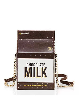 Kate Spade New York Creme De La Dipped Milk Container Crossbody