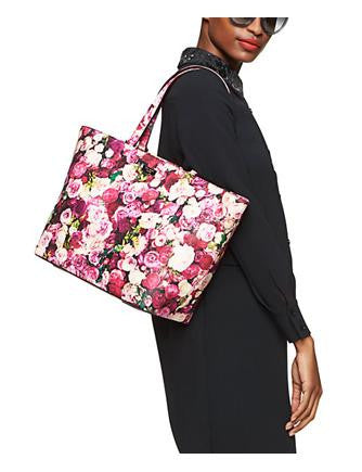 Kate Spade New York Grant Street Floral Jules Tote