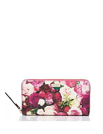 Kate Spade New York Grant Street Rose Neda Wallet