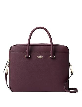 "Kate Spade New York 13"" Saffiano Laptop Bag"