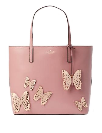 Kate Spade New York All The Buzz Butterfly Little Len Tote