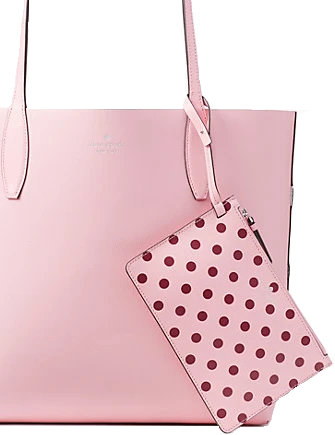 Kate Spade New York Arch Love Birds Large Reversible Tote