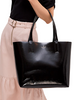 Kate Spade New York Arch Patent Large Reversible Tote