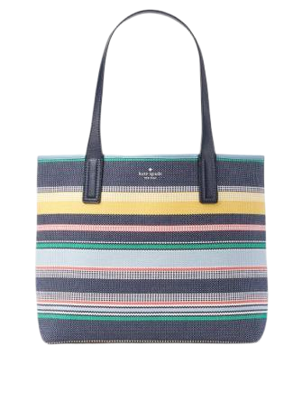 Kate Spade New York Ash Street Boardwalk Stripe Tote