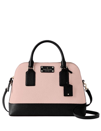 Kate Spade New York Bay Street Small Rachelle Satchel
