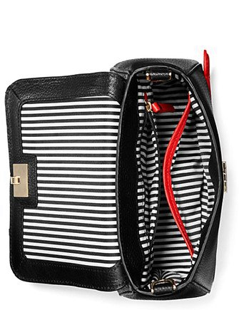 Kate Spade New York Be Mine Heart Small Alexya Satchel