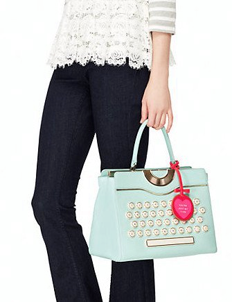 Kate Spade New York Be Mine Typewriter Satchel