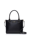 Kate Spade New York Small Wellesley Quinn Boarskin Leather Satchel