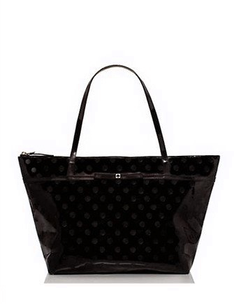 Kate Spade New York Sophie Camellia Street Patent Tote