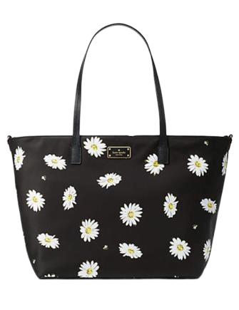 Kate Spade New York Blake Avenue Nylon Floral Margareta Baby Bag