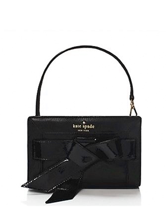 Kate Spade New York Bow Valley Kai Bow Clutch