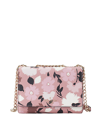 Kate Spade New York Briar Lane Gala Floral Mini Emelyn Shoulder Bag